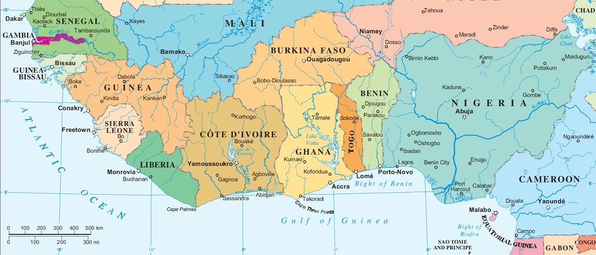 L'ICFM intervient dans d'autres pays